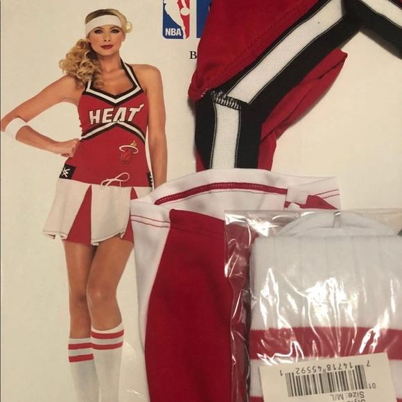 Miami Heat Cheerleader  - M/L